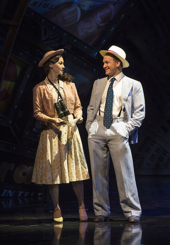 Guys and Dolls 2016 London, Siubhan Harrison, Jamie Parker