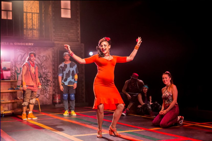 In The Heights 2016 London