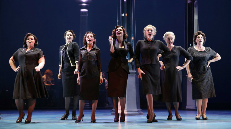 Ladies in Black 2016 MTC