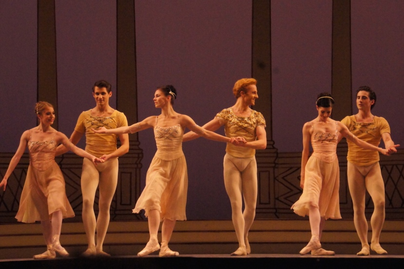 Rhapsody 2016 The Royal Ballet, Natalie Osipova and Steven McRae