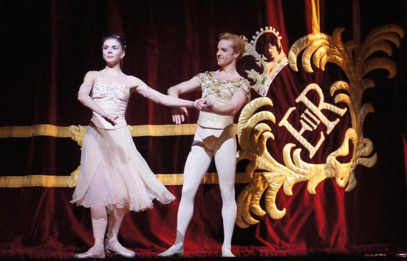 Rhapsody 2016 The Royal Ballet, Natalie Osipova with Steven McRae