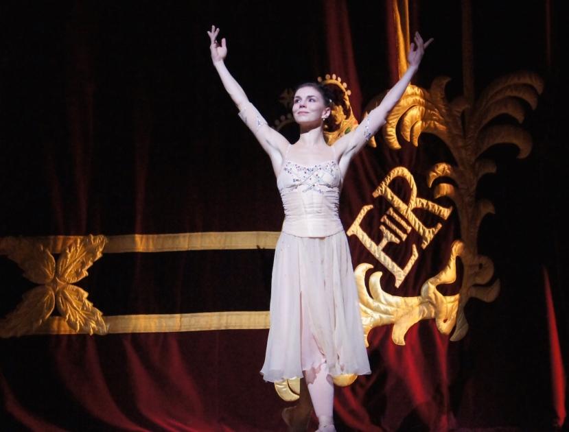 Rhapsody 2016 The Royal Ballet, Natalie Osipova