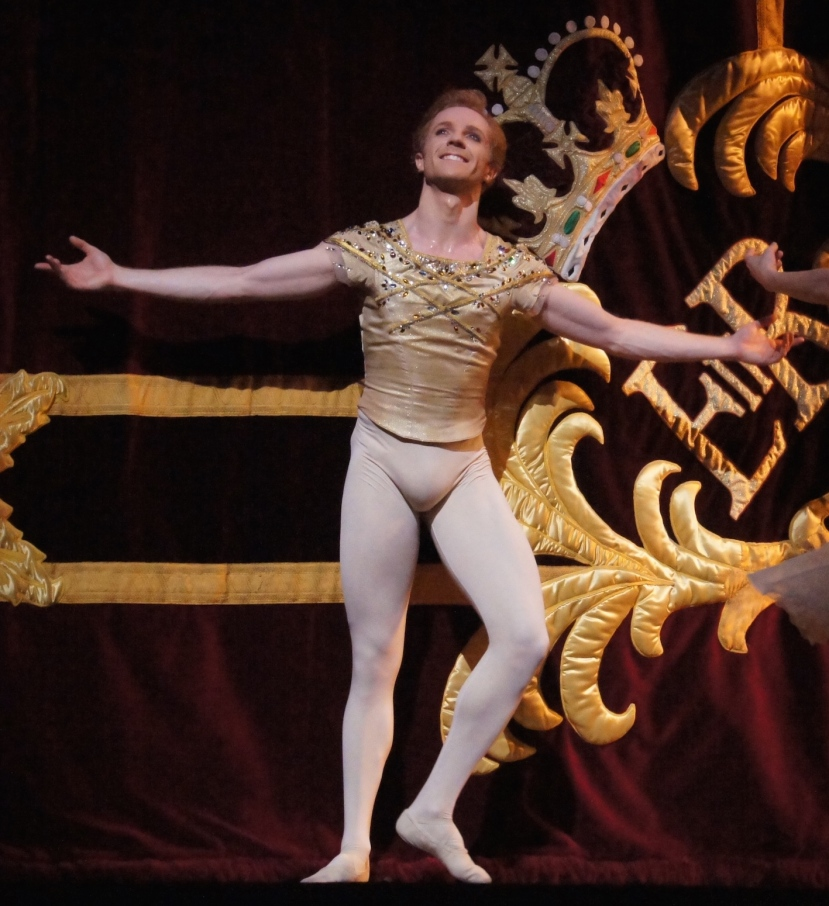 Rhapsody 2016 The Royal Ballet, Steven McRae