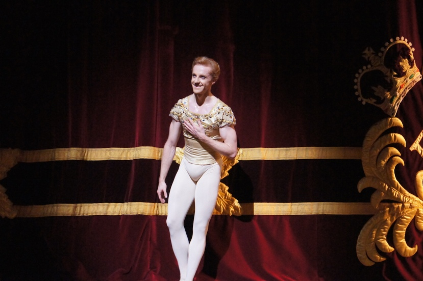 Rhapsody 2016 The Royal Ballet, Steven McRae