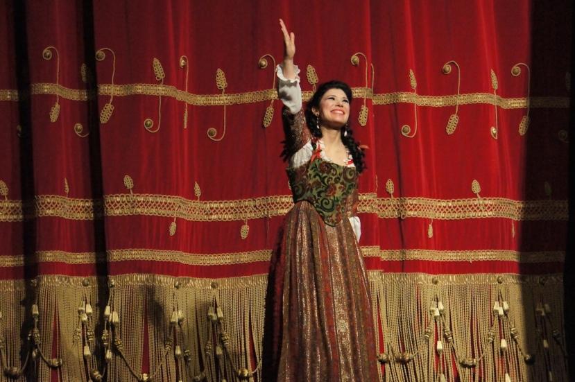 Rigoletto 2016 La Scala, Annalisa Stroppa
