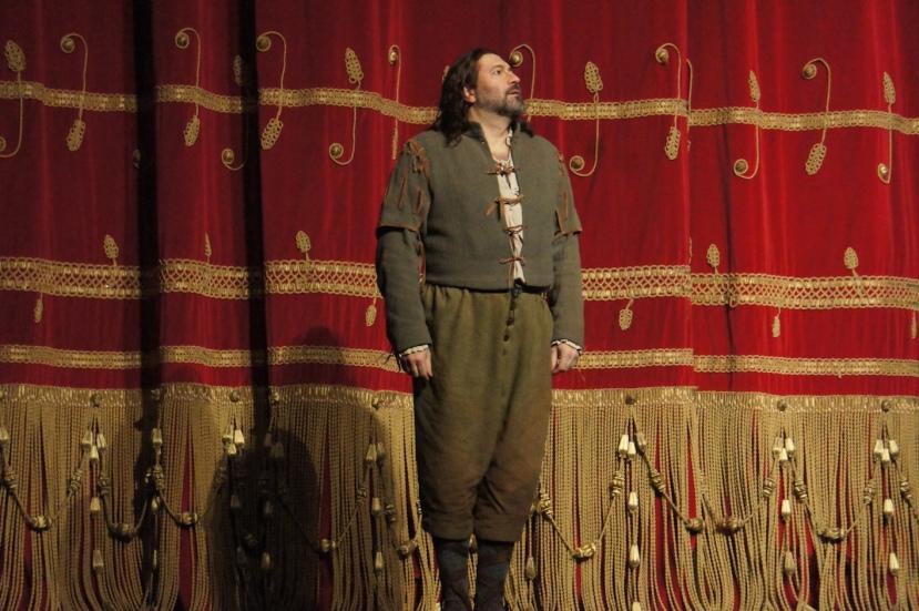 Rigoletto 2016 La Scala, Carlo Colombara
