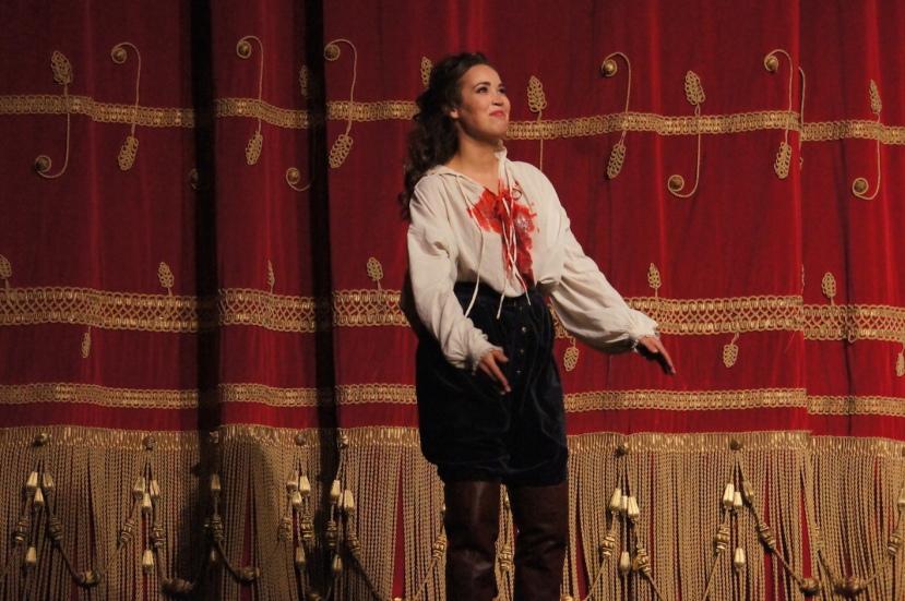 Rigoletto 2016 La Scala, Nadine Sierra
