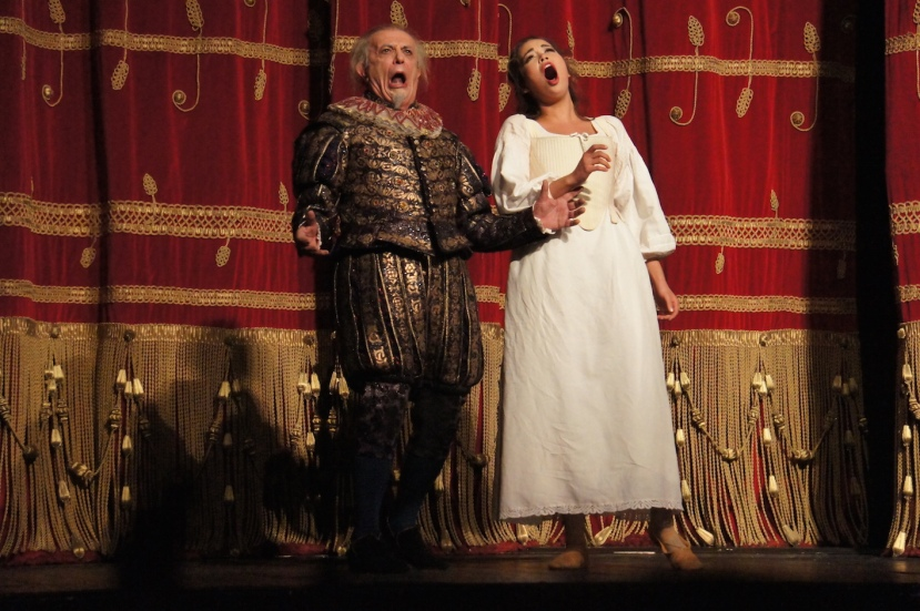Rigoletto 2016 La Scala, Nucci and Sierra encore cabaletta