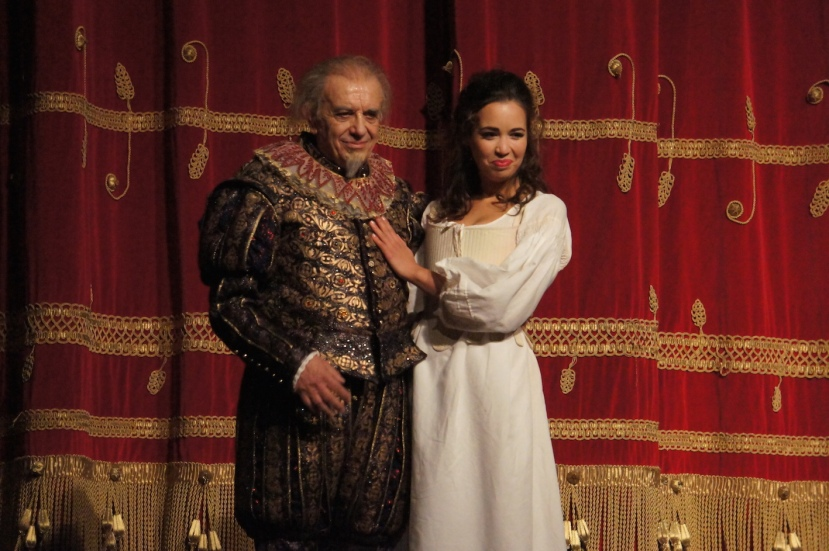 Rigoletto 2016 La Scala, Nucci and Sierra