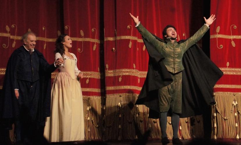 Rigoletto 2016 La Scala, Nucci, Sierra, Grigolo