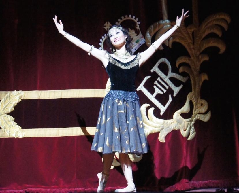 Two Pigeons 2016 The Royal Ballet, Fumi Kaneko