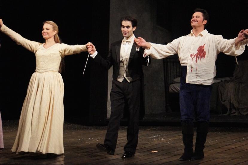 Werther 2016 Opera de Paris, Garanca, Sagripanti, Beczala