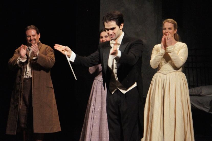 Werther 2016 Opera de Paris, Giacomo Sagripanti