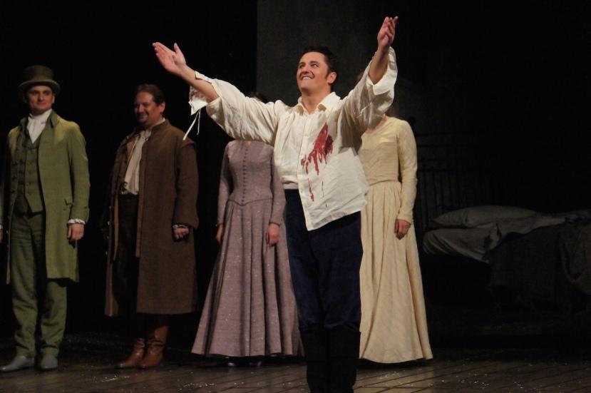 Werther 2016 Opera de Paris, Piotr Beczala