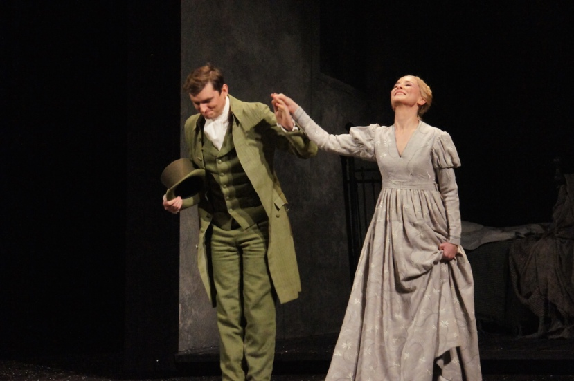 Werther 2016 Opera de Paris, Piotr Kumon, Pauline Texier