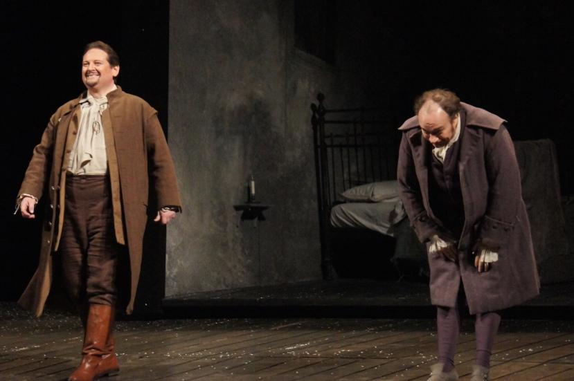 Werther 2016 Opera de Paris, Rodolphe Briand, Lionel Lhote