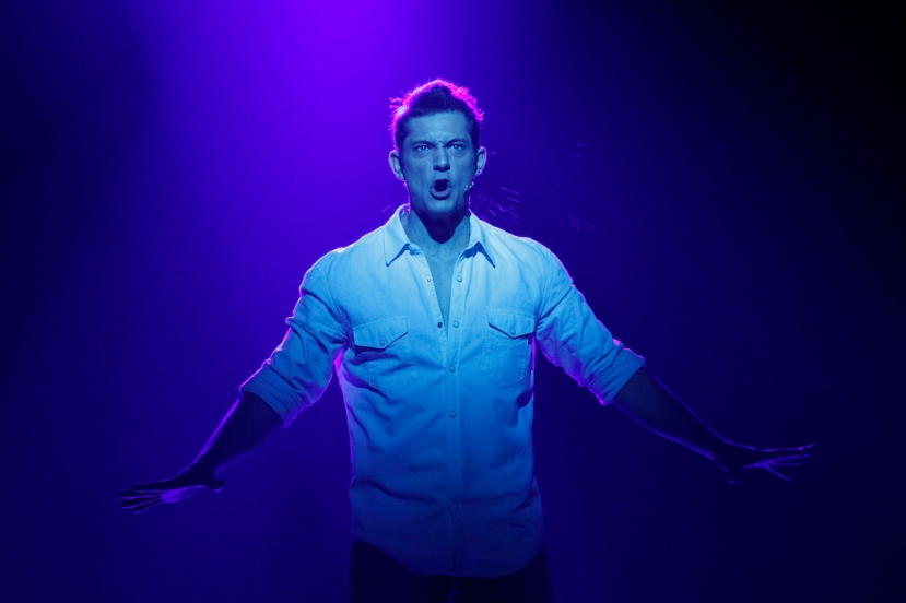 Ghost the musical 2016 Australia, Rob Mills
