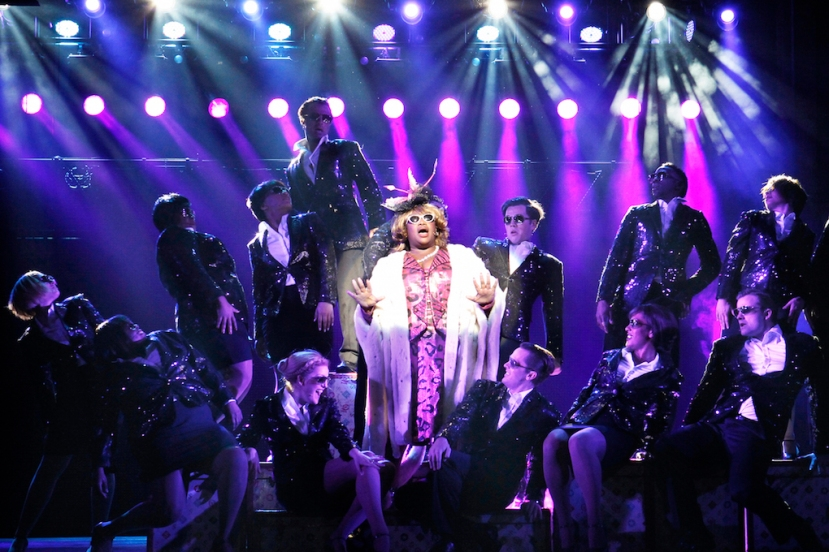 Ghost the musical 2016 Australia, Wendy Mae Brown
