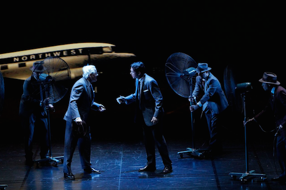 North by Northwest on stage, Melbourne