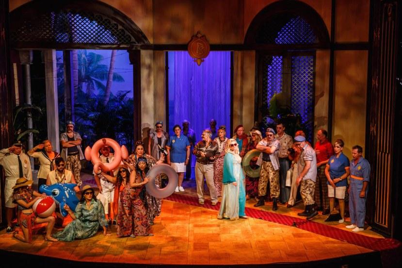 The Abduction from the Seraglio 2016 Melbourne Opera