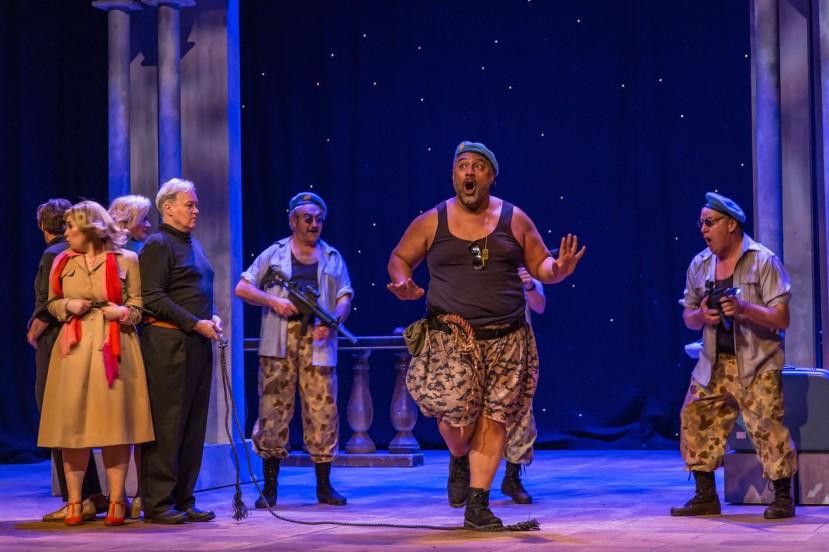 The Abduction from the Seraglio, Melbourne Opera