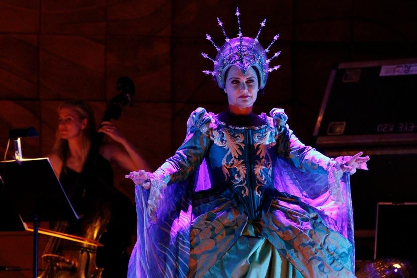 Voyage to the Moon 2016 Victorian Opera, Emma Matthews