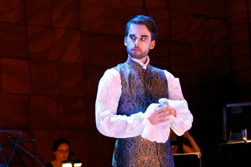 Voyage to the Moon 2016 Victorian Opera, Jeremy Kleeman