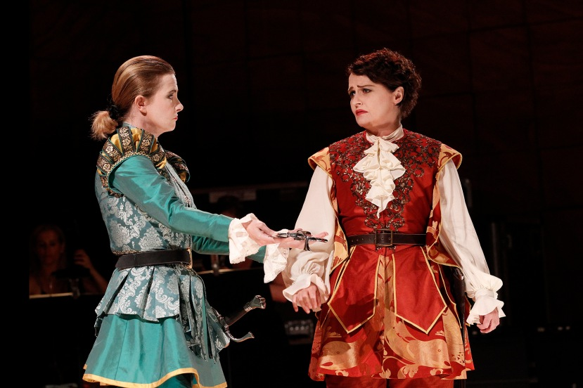 Voyage to the Moon 2016 Victorian Opera, Sally-Anne Russell, Emma Matthews