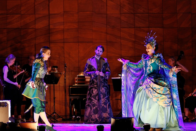 Voyage to the Moon 2016 Victorian Opera, Sally-Anne Russell, Jeremy Kleeman, Emma Matthews