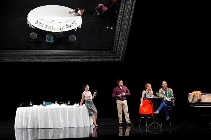 Banquet of Secrets 2016 Victorian Opera, Antoinette Halloran, David Rogers-Smith, Dimity Shepherd, Kanen Breen