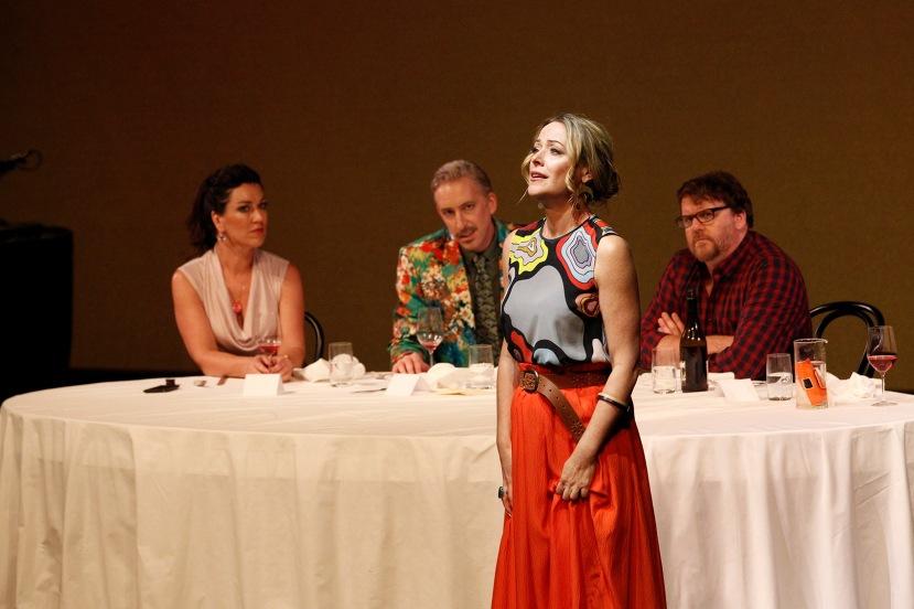 Banquet of Secrets 2016 Victorian Opera, Antoinette Halloran, Kanen Breen, Dimity Shepherd, David Rogers-Smith