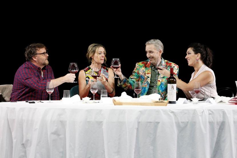 Banquet of Secrets 2016 Victorian Opera, David Rogers-Smith, Dimity Shepherd, Kanen Breen, Antoinette Halloran