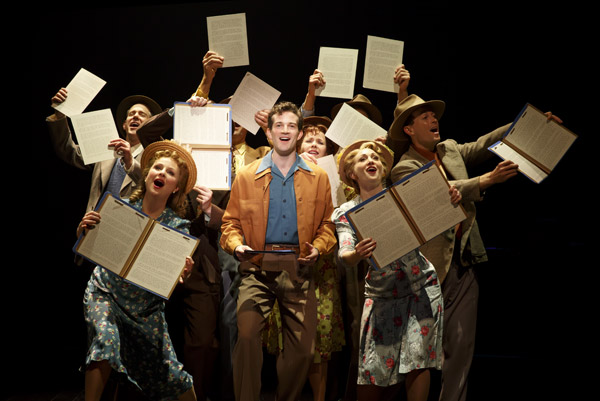 Bright Star, AJ Shively and Company
