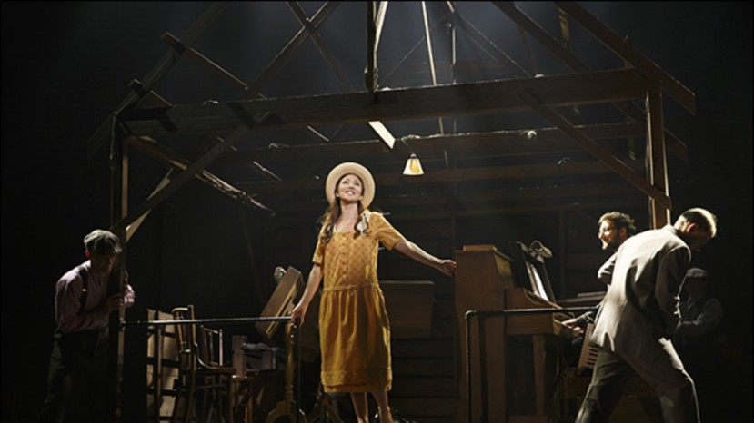 Bright Star, Carmen Cusack as Young Alice