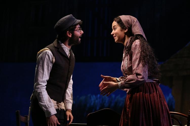 Fiddler on the Roof, Broadway, Adam Kantor, Alexandra Silber