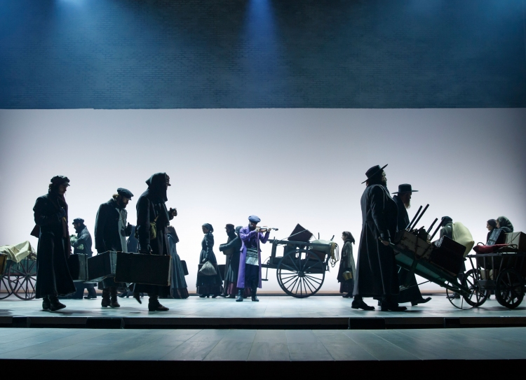 Fiddler on the Roof, Broadway, Anatevka