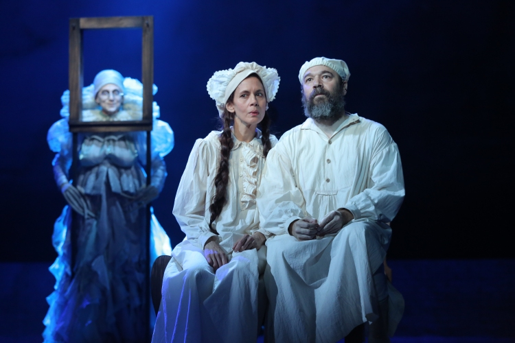 Fiddler on the Roof, Broadway, Jessica Hecht, Danny Burstein