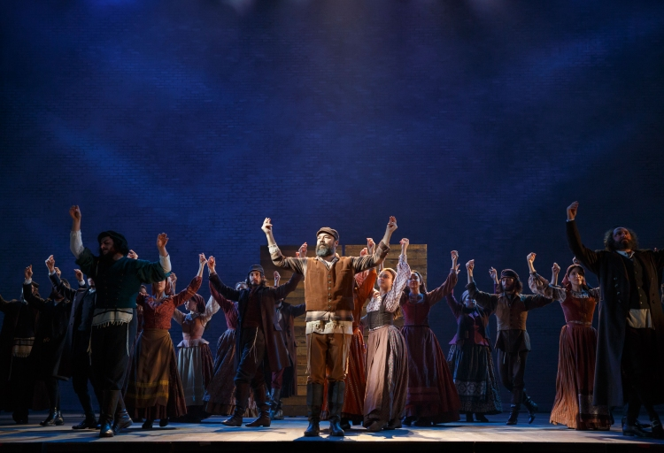 Fiddler on the Roof, Broadway, Tradition
