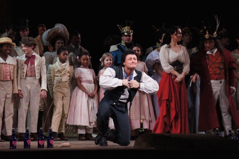 L'Elisir d'Amore 2016 Met Opera
