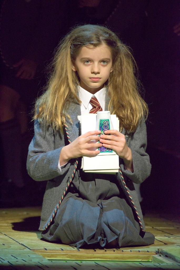 Matilda 2016 Melbourne, INGRID_TORELLI as Matilda