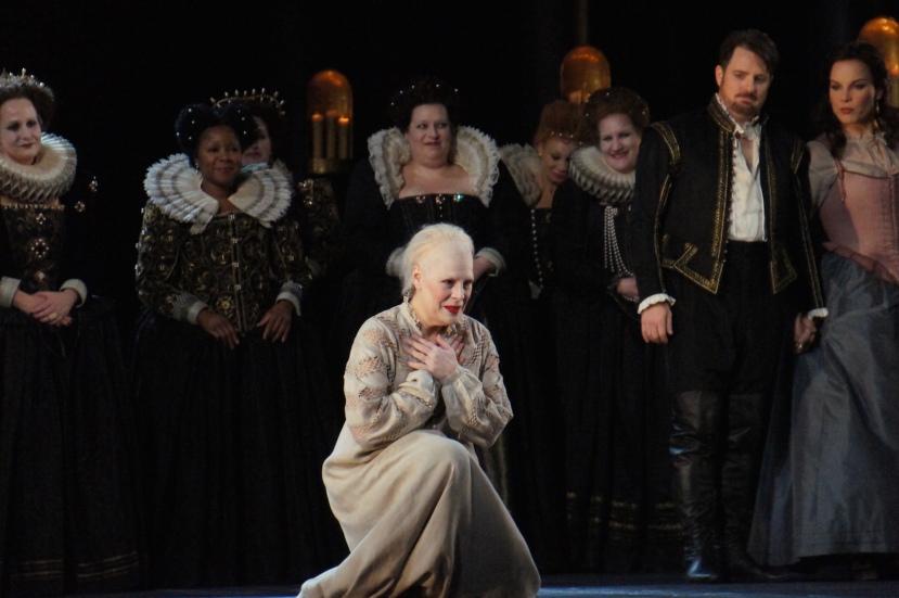 Roberto Devereux, Met Opera
