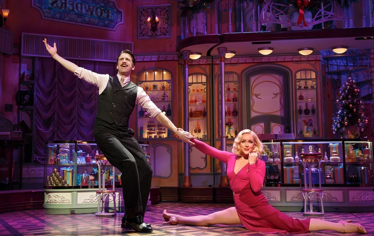 She Loves Me 2016 Gavin Creel, Jane Krakowski