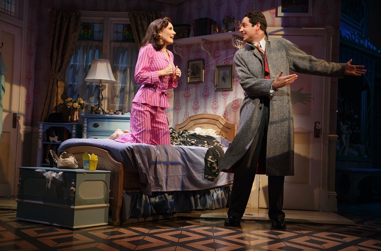 She Loves Me 2016 Laura Benanti, Zach Levi