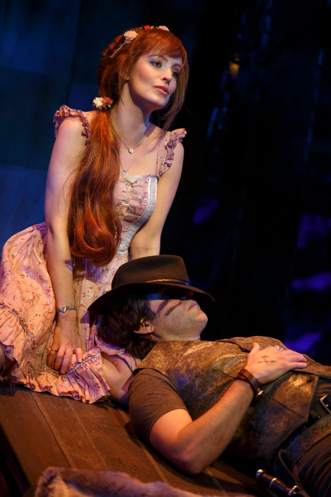 The Robber Bridegroom 2016 Roundabout, Ahna O'Reilly, Steven Pasquale