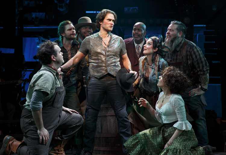 The Robber Bridegroom 2016 Roundabout, Steven Pasquale