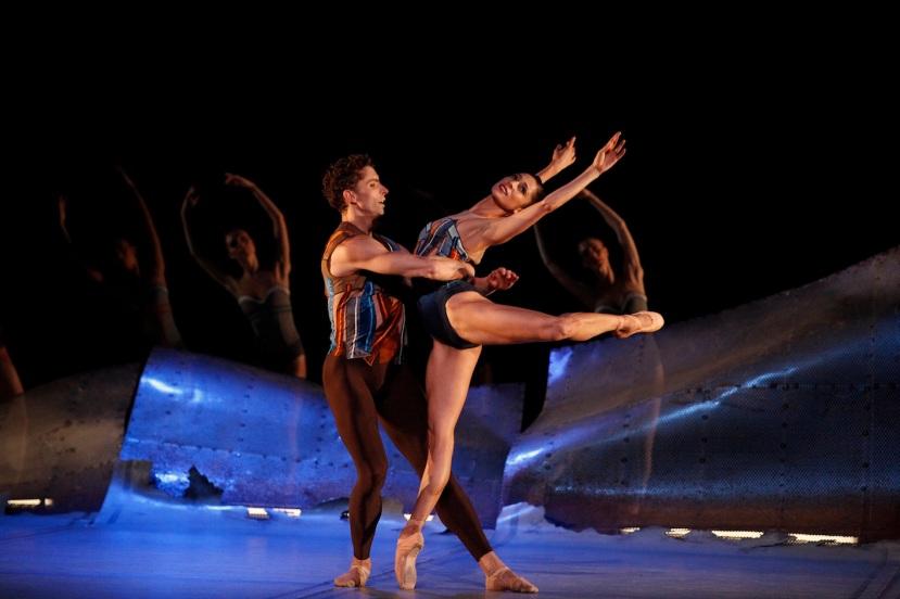 Vitesse, The Australian Ballet, DGV, Kevin Jackson, Robyn Hendricks