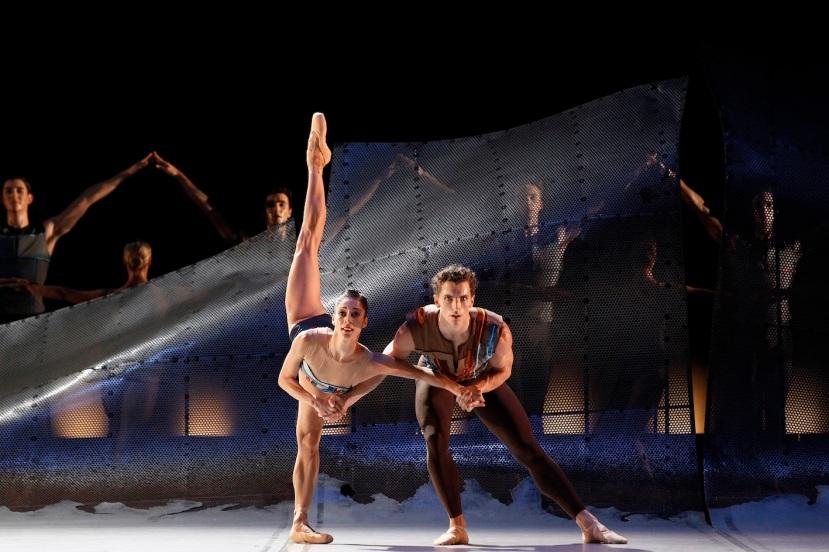 Vitesse, The Australian Ballet, DGV, Robyn Hendricks, Kevin Jackson