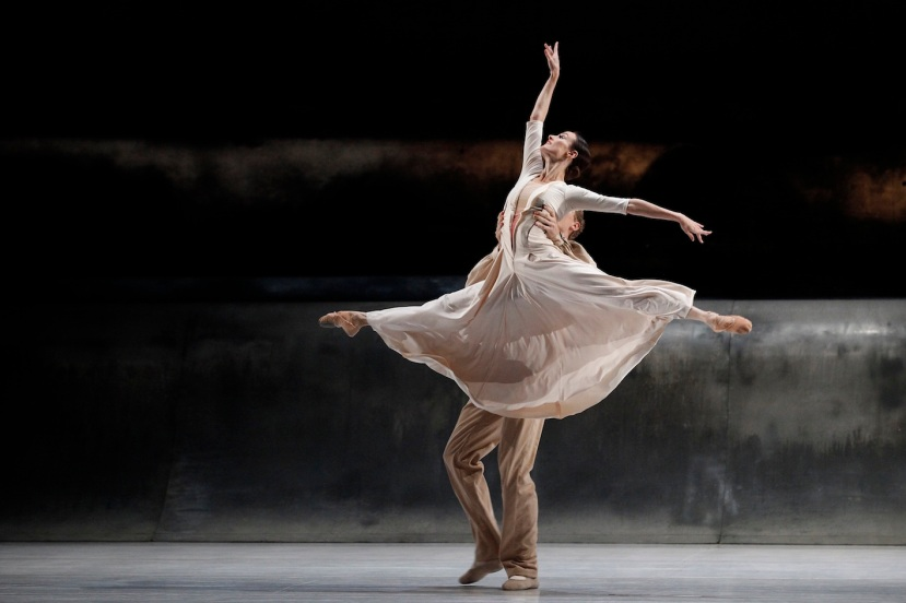 Vitesse, The Australian Ballet, Forgotten Land, Amber Scott, Adam Bull