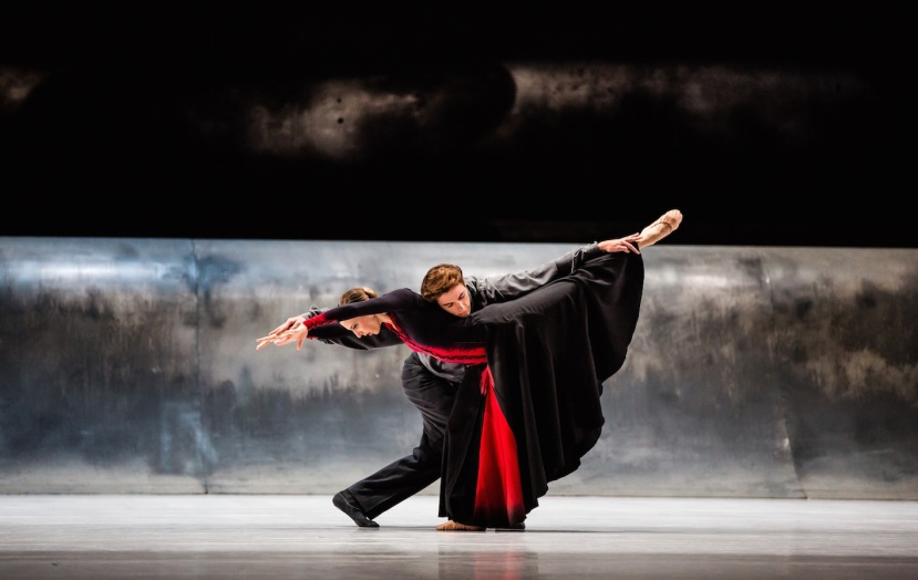 Vitesse, The Australian Ballet, Forgotten Land, Lana Jones, Rudy Hawkes Photo KateLongley