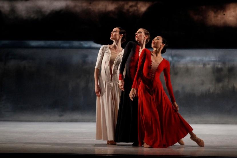 Vitesse, The Australian Ballet, ForgottenLand, Amber Scott, Lana Jones, Karen Nanasca